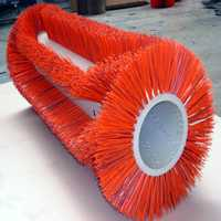 Cepillos centrales para barredoras